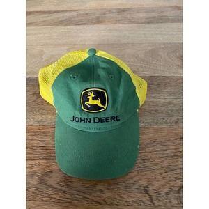 John Deere Toddler Snapback Trucker Hat